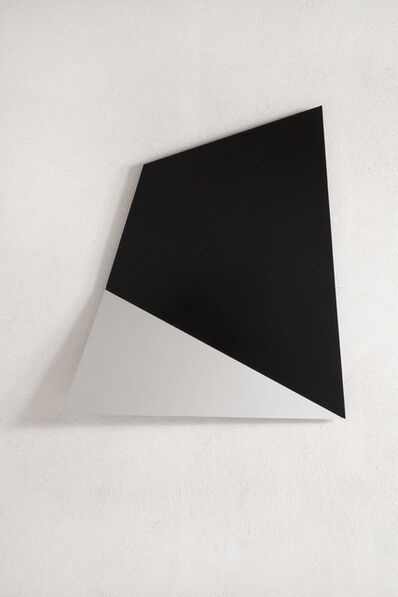 Teodosio Magnoni, 'Sulla linea 2', 2010