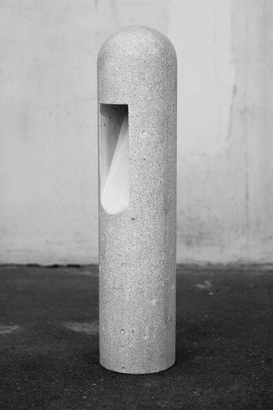 Rick Owens, 'Lamp Concrete'