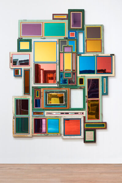 Song Dong, 'Usefulness of Uselessness - Varied Window No. 12', 2018-2019