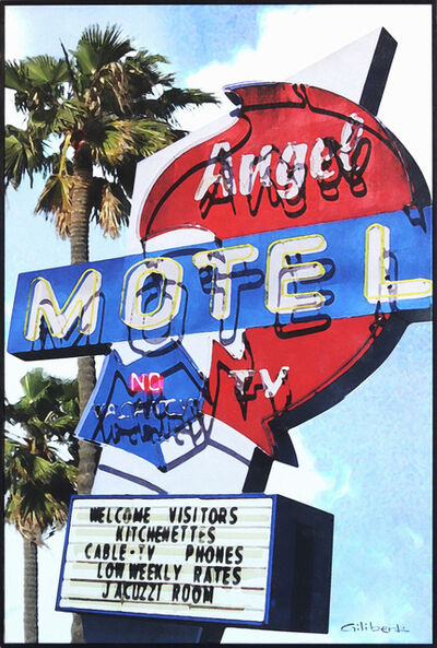 Michael Giliberti, 'Welcome To The Angel Motel', 2019