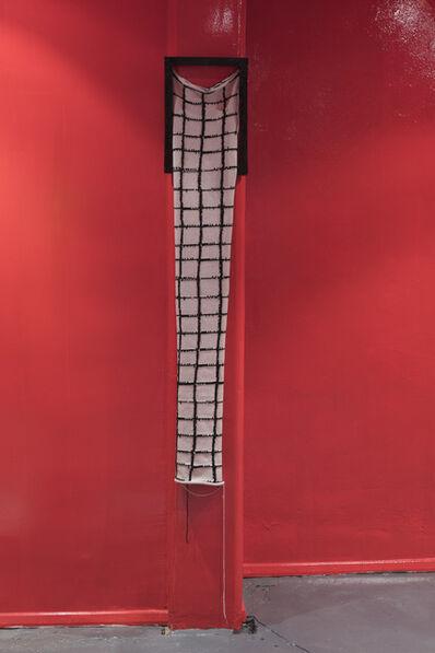 Allegra Pacheco, 'Black Silk Yarn', 2015