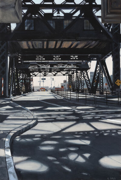Eileen David, 'Third Street Bridge, Morning Light', 2017