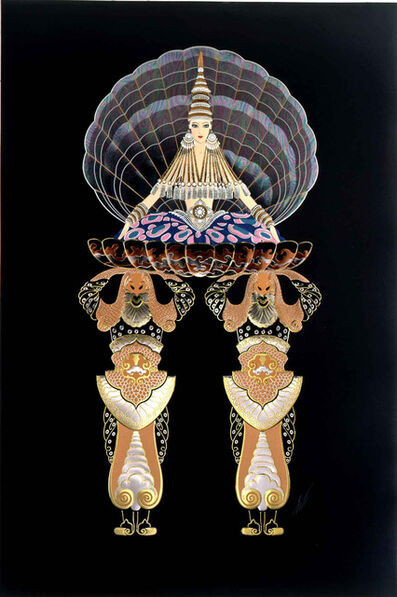 Erté (Romain de Tirtoff), 'Mother of Pearl', 1922