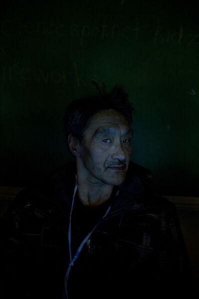 Donald Weber, 'Jacob Ammarualik', 2011