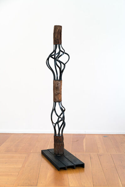Pablo Reinoso, 'Post-indus-tree column ', 2019