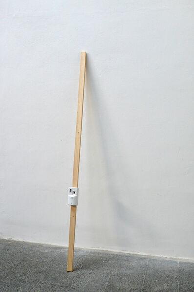 Michael Sailstorfer, 'Andy Warhol trägt Parfüm', 2007