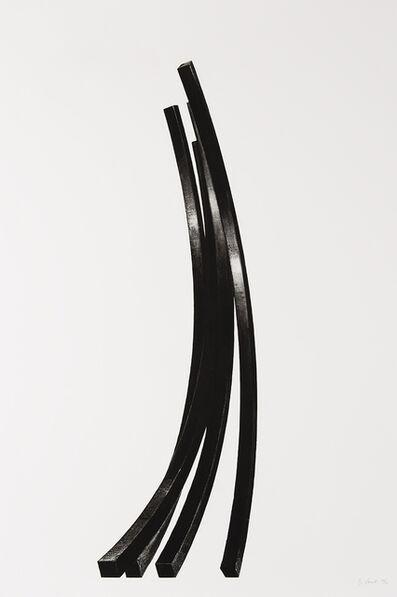 Bernar Venet, 'Arcs', 2017
