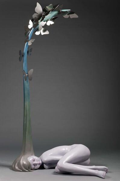 Hou Wen 侯雯, 'Dreaming of Butterflies', 2014