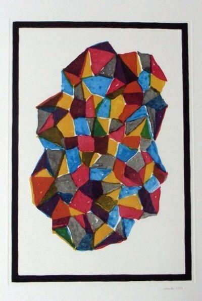 Sol LeWitt, 'Complex Forms (Suite of 5 Prints) ', 1989