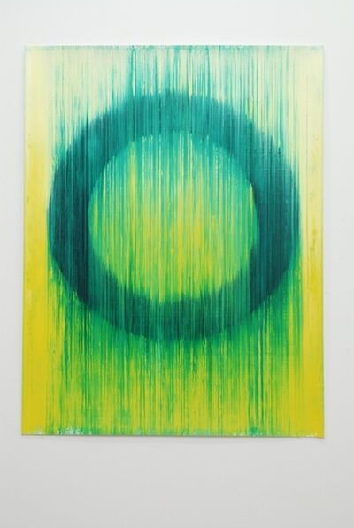 Peter Care, 'Volatile Ring VII Yellow/Green ', 2019