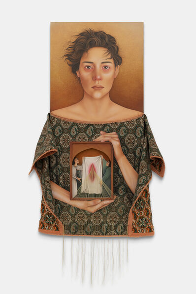 Arghavan Khosravi, 'The Anatomy of a Woman Series #3', 2019