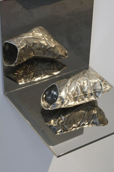 Jonathan Monk, 'The Deflated Silver Foot Of A Rabbit That Once Belonged To Jeff Koons', 2013