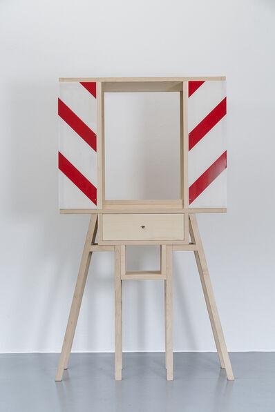 Ugo La Pietra, 'Credenza - Riconversione progettuale', 2016