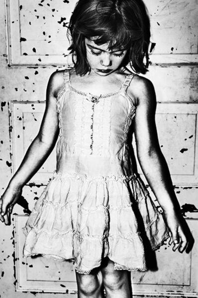 Jacob Aue Sobol, 'Girl in dress', ca. 2013