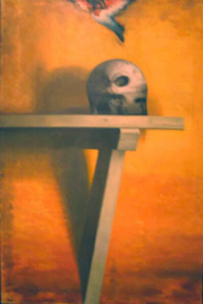 Sidney Goodman, 'On the Shelf', 1998