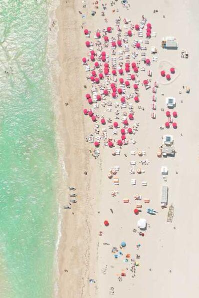 Jorge de la Torriente, 'I Love the Beach ', 2014