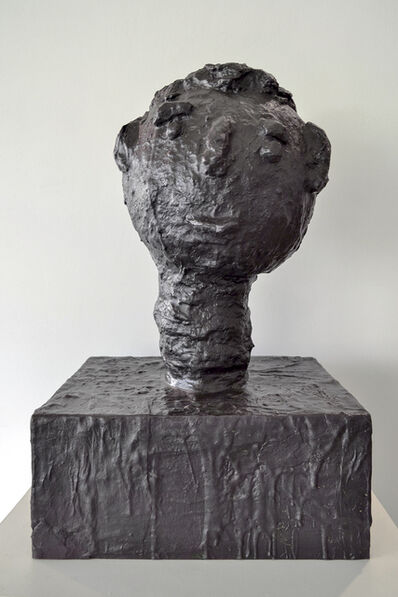 Donald Baechler, 'Head #2', 2004
