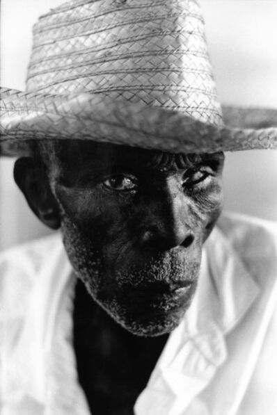 Frank Stewart, 'One-Eyed Man, Santiago de Cuba', 1977