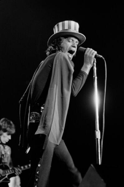 Baron Wolman, 'Rolling Stones_Mick Jagger & Keith Richards'
