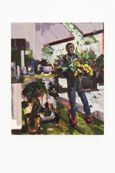 Raél Jero Salley, 'Flower Sale', 2019
