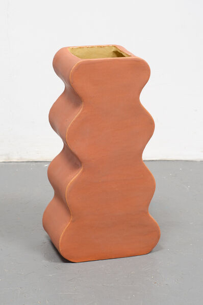 Becky Suss, 'Vase (iron earth)', 2015