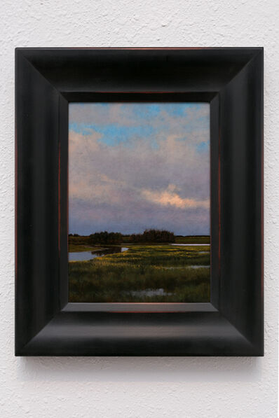 Jeff Aeling, 'Marsh, Evening', 2021