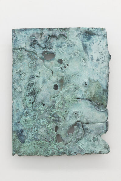 A Kassen, 'Bronze Painting VII ', 2019