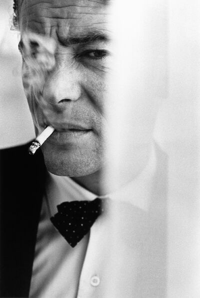 Bob Willoughby, 'PETER O'TOOLE PHOTOGRAPHED AT THE BEVERLY HILLS HOTEL', 1962