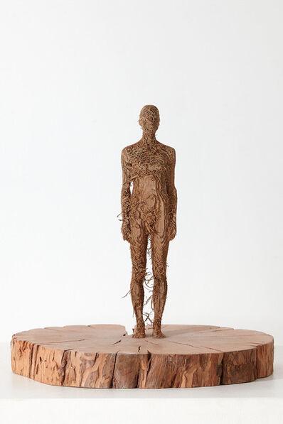 Aron Demetz, 'Bozzetto II', 2018