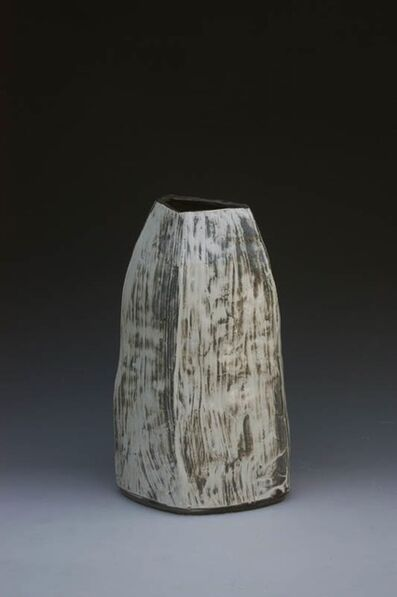 Kang Hyo Lee, 'Puncheong Jar with Ash Glaze', ca. 2012