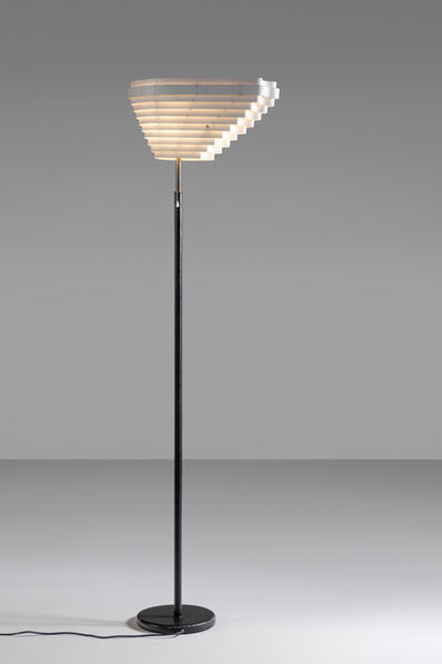 Alvar Aalto, 'Angel Wing lamp', 1954