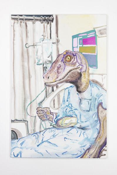 Philip Hinge, 'konzeqvenzez of life', 2019