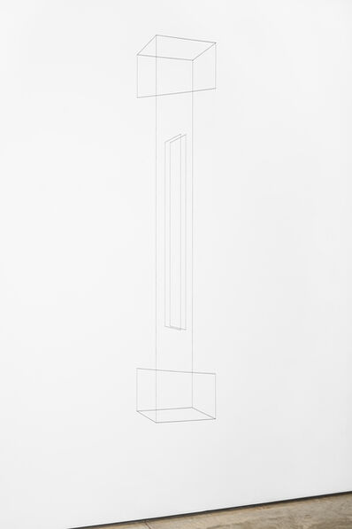 Jong Oh, 'Line Sculpture (column) #5', 2019