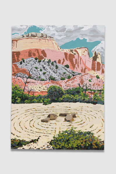 Hilary Pecis, 'Ghost Ranch', 2019