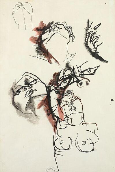 Renato Guttuso, 'Untitled', 1959