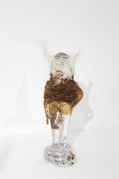 Pascale Marthine Tayou, 'Poupée Pascale', 2015