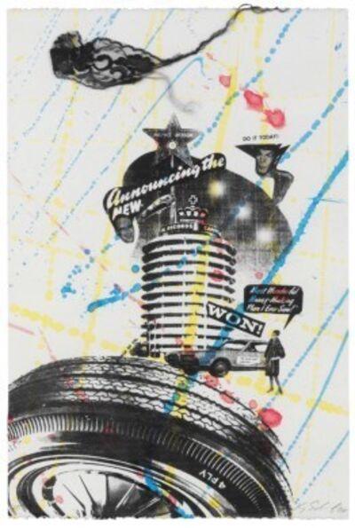 Kenny Scharf, 'Won', 2004