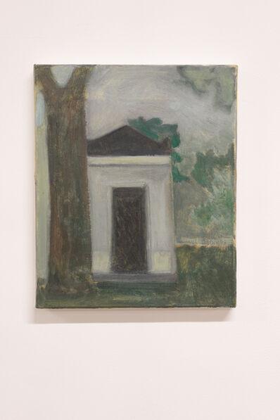 William Wright, 'Degas'Grave', 2011