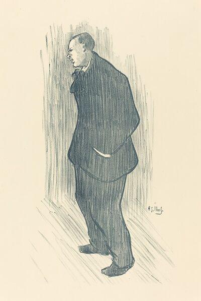 Henri-Gabriel Ibels, 'Actor', 1893