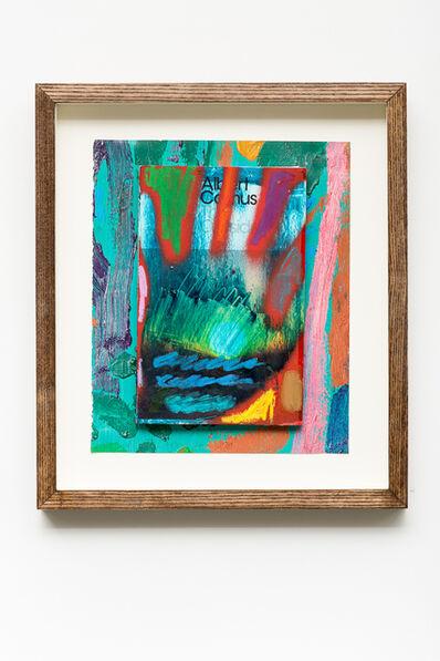 Andrew Salgado, 'Sunset Series No. 2 [Tal R Hand]', 2017