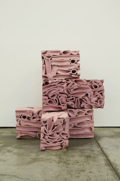 SUPERFLEX, 'Pink Element no.7 / Corner District', 2019