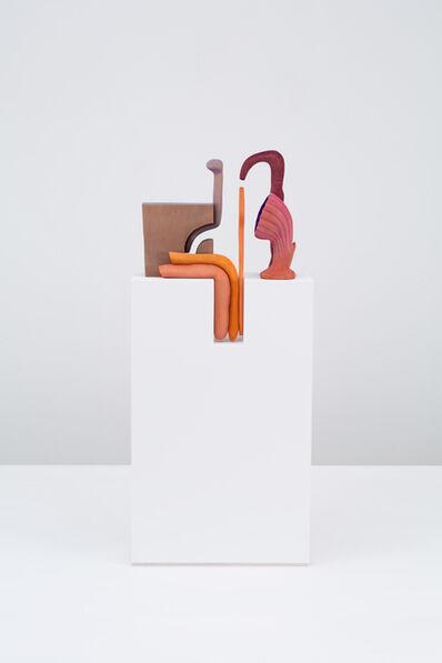 Matthew Ronay, 'Control Column, Wilts, Dyad', 2019