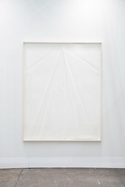 Gonzalo Lebrija, 'Unfolded plane (Metallah)', 2016