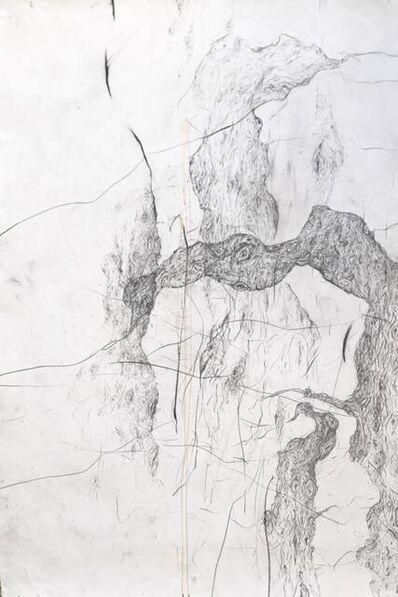 Ina Fasching, 'Flirrende Linien', 2020