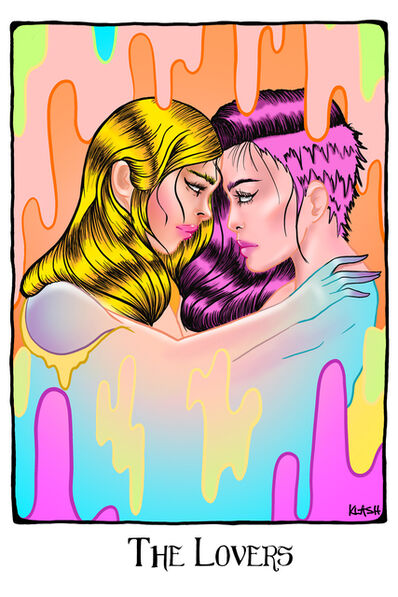 Alyssa Klash, 'The Lovers', 2021
