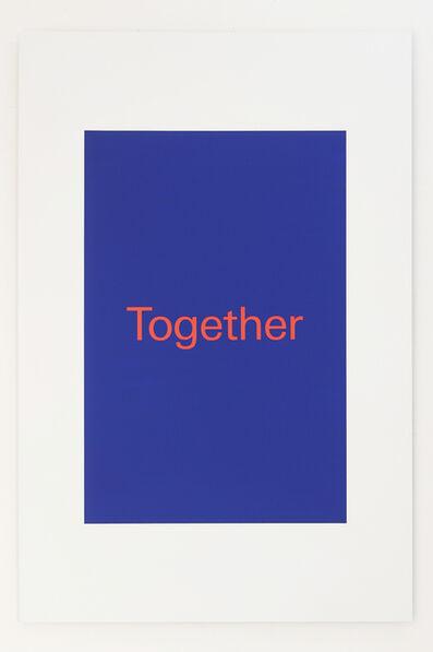 Alex Clarke, 'Together', 2018