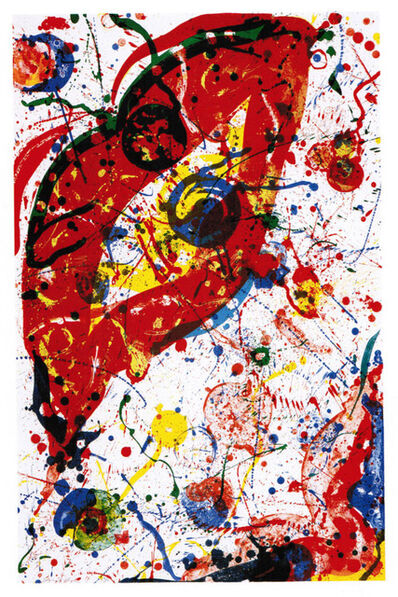 Sam Francis, 'SF331, Untitled', 1988