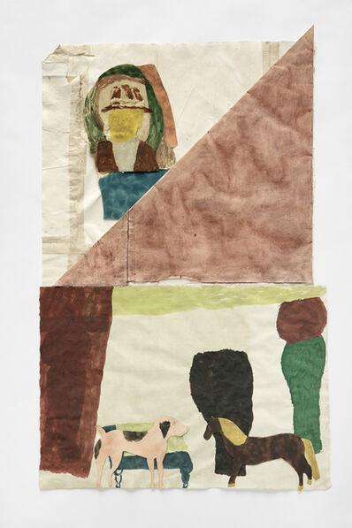 Jockum Nordström, 'Stilleben (hund och häst) / Still Life (Dog and Horse)', 2019