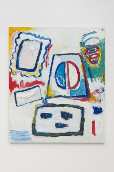 Adrianne Rubenstein, 'Abstract Painting', 2018