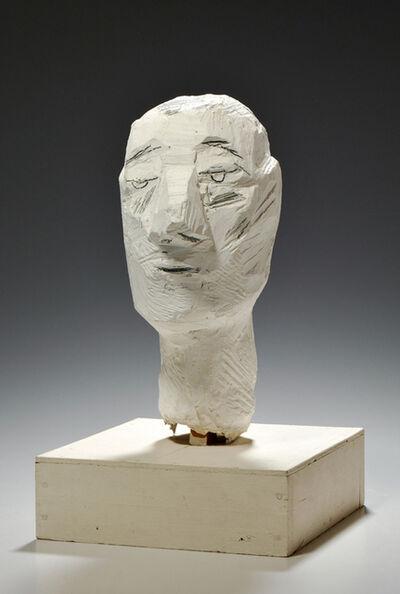 Manuel Neri, 'Head II', 1957-58